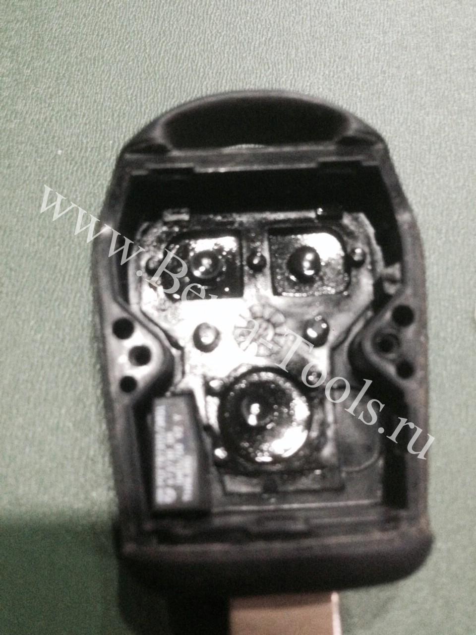 Чип иммобилайзера EWS в ключе BMW